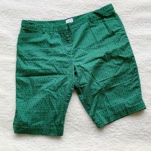Laundry Women's Printed Geometric Shorts